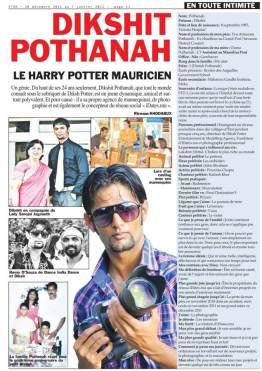 Le Harry Potter Mauricien-30 Décembre 2011-7Janvier 2012-Page 23-Star