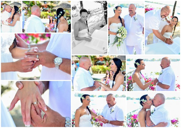 The South-African Wedding in Mauritius