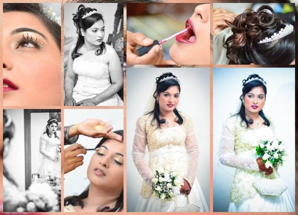 Snaps of a muslim bride from my first muslim wedding shoot in mauritius