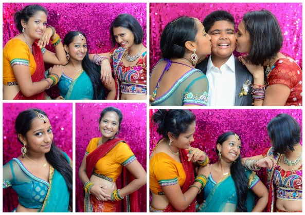 Awesome snaps of family and friends at the weddings
