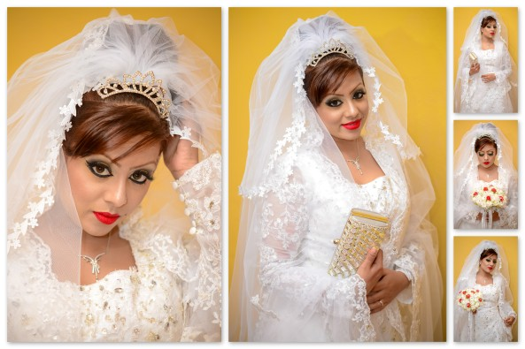 The Muslim Bride of Mauritius