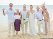 Mauritius Best Wedding Photo- British, England, Beach, Hotel (176)