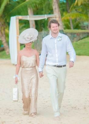 Mauritius Best Wedding Photo- British, England, Beach, Hotel (66)