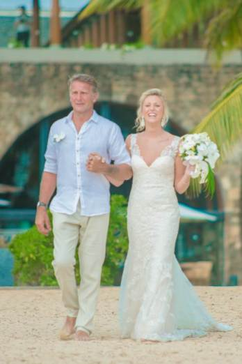 Mauritius Best Wedding Photo- British, England, Beach, Hotel (74)