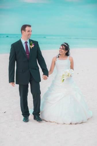 Mauritius Best Wedding Photo- Christian, churn, beach wedding (258)
