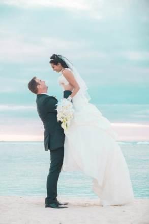 Mauritius Best Wedding Photo- Christian, churn, beach wedding (264)