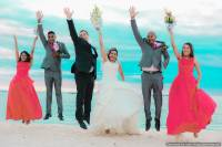 Mauritius Best Wedding Photo- Christian, churn, beach wedding (270)