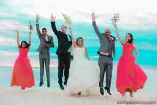 Mauritius Best Wedding Photo- Christian, churn, beach wedding (272)