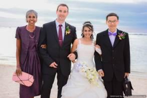 Mauritius Best Wedding Photo- Christian, churn, beach wedding (294)
