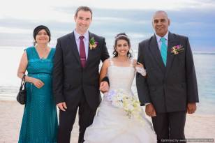 Mauritius Best Wedding Photo- Christian, churn, beach wedding (295)