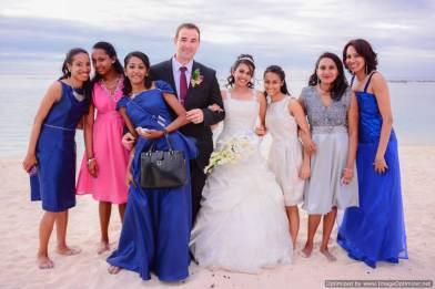Mauritius Best Wedding Photo- Christian, churn, beach wedding (303)